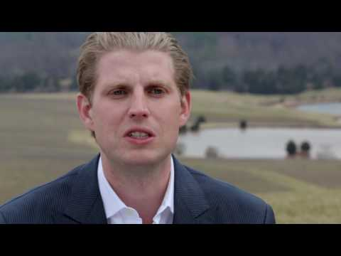 The Trump Winery Experience