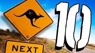 10 zaskakujących faktów o AUSTRALII [TOPOWA DYCHA]
