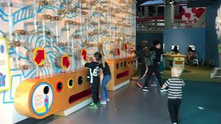 Vancouver with Kids - Science World