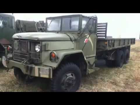 1969 Diamond Reo M36A2 2 1/2 ton Cargo Truck on ...