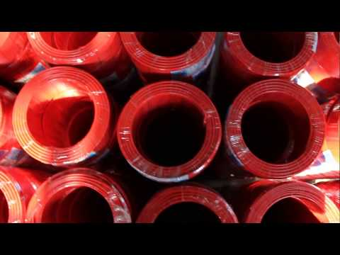 pvc cable production process