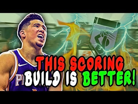 NBA 2K19 PURE STRETCH VS PURE SHARPSHOOTER WHICH ONE IS THE BEST BUILD!?