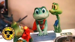 Три лягушонка №2 | Мультфильм для малышей