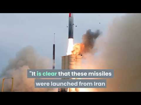 Iran Missile Strike On US Bases  Claims 80 Dead In Attack