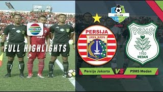 Download Video PERSIJA (0) vs PSMS Medan (0) - Full Highlight | Go-Jek Liga 1 bersama Bukalapak MP3 3GP MP4