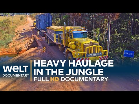 HEAVY HAULAGE In The Jungle | Full Documentary