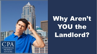 Why Aren't You the Landlord?