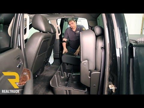 How to Install DU-HA Under Seat Storage
