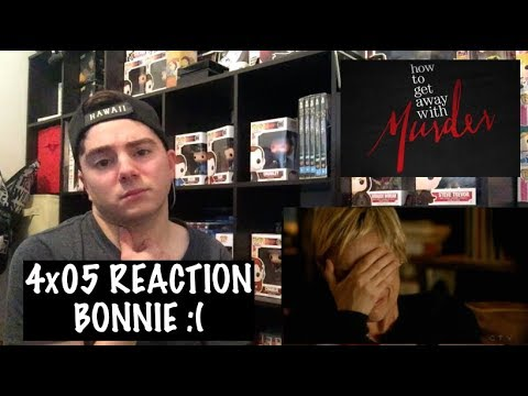 HOW TO GET AWAY WITH MURDER - 4x05 'I LOVE HER' REACTION