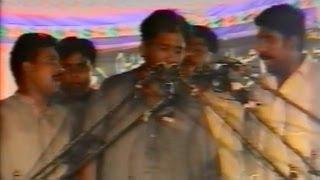 Zakir Malik Sajid Hussain of Rukan | Majlis-e-Aza at Imam Bargah Qasr-e-Ali, Lahore (2001)