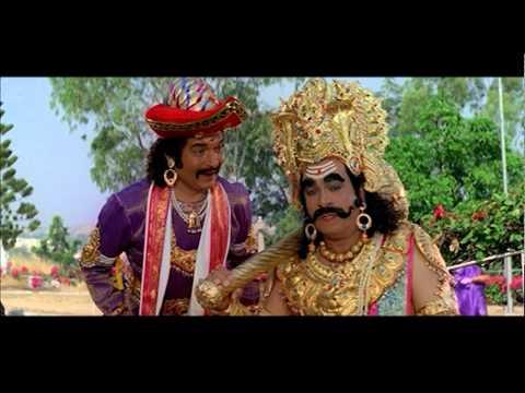 bavisya vani pakad ne ko koshish  Yama & chitra gupta Taqdeerawala