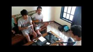 Rama - Bertahan (Cover Andre ft. Yusron)