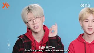 Download [ENG SUB] NEX7 - Interview - YueHua Boys - 乐华七子 采访