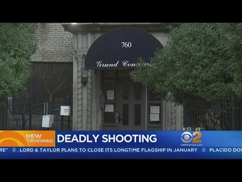 Woman Shot In The Face In The Bronx