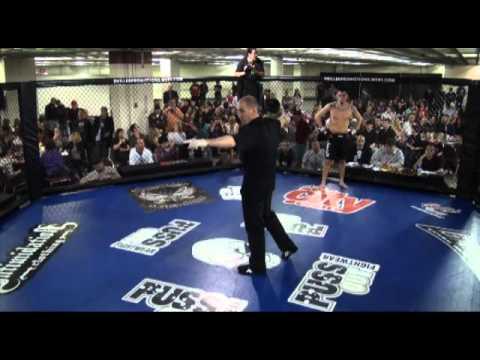 Derek Abram (11-15) vs Dan Kiser (4-2) 150 lbs Pro