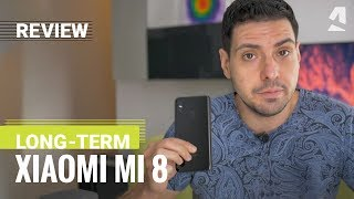 Xiaomi Mi 8 long-term review