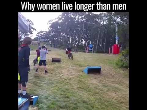 Single Frauen Leben Länger
