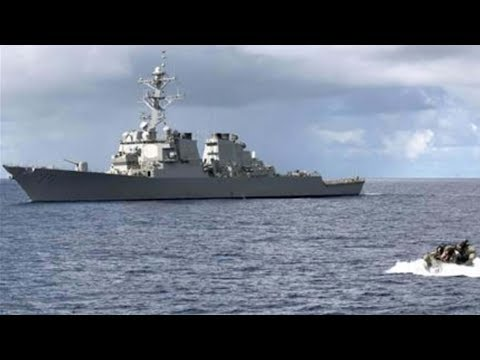 Chinese Defense Ministry warns US over its navy ship near Huangyan Island
