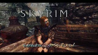 Skyrim - Elder Scrolls V - Opening Scene Overhaul mod !