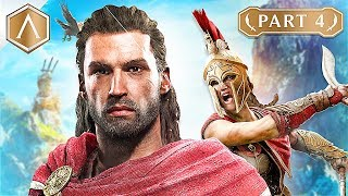 WORLD'S BEST ASSASSIN!! (Assassin's Creed Odyssey, Part 4)