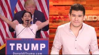 Latinos for Trump: ¡Que locura! Myriam Witcher you don't represent us!