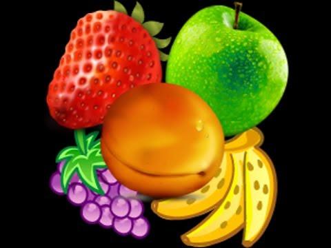 crush fruit game
