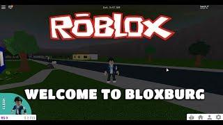 Roblox - VIDA NO ROBLOX (Welcome to Bloxburg)