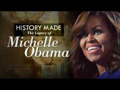 CNN SPECIAL REPORT FULL VIDEO   SPECIAL HISTORY MADE  THE LEGACY OF MICHELLE OBAMA 1 13 2017