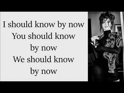 Camila Cabello ~ Something's Gotta Give ~ Lyrics (+Audio)