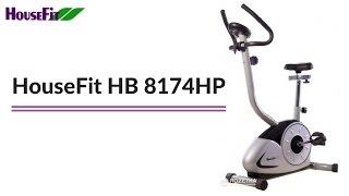 Велотренажер магнитный HouseFit HB 8174HP(HouseFit HB 8174HP- магнитный велотренажер для дома. Купить велотренажер HouseFit HB 8174HP: ..., 2016-11-16T13:29:45.000Z)