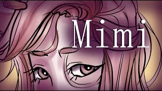 Mimi - (OC) - (Speedpaint w/ Medibang Paint Pro)