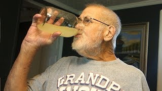 ANGRY GRANDPA GETS PISSED! (ONE GUY ONE JAR)
