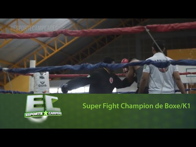 Super Fight Champion de Boxe/K1