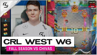 CRL West Fall Season 2020 Week 6 | SK Gaming vs Chivas | Moments