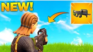Fortnite live New Gun + Gifting COMING SOON