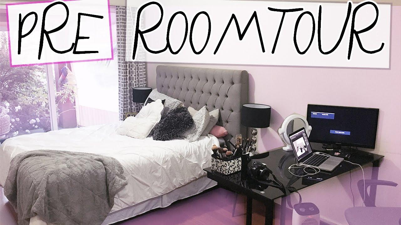 PRE ROOM TOUR! Remodelación de mi cuarto 💕 | BabiBelleza ...