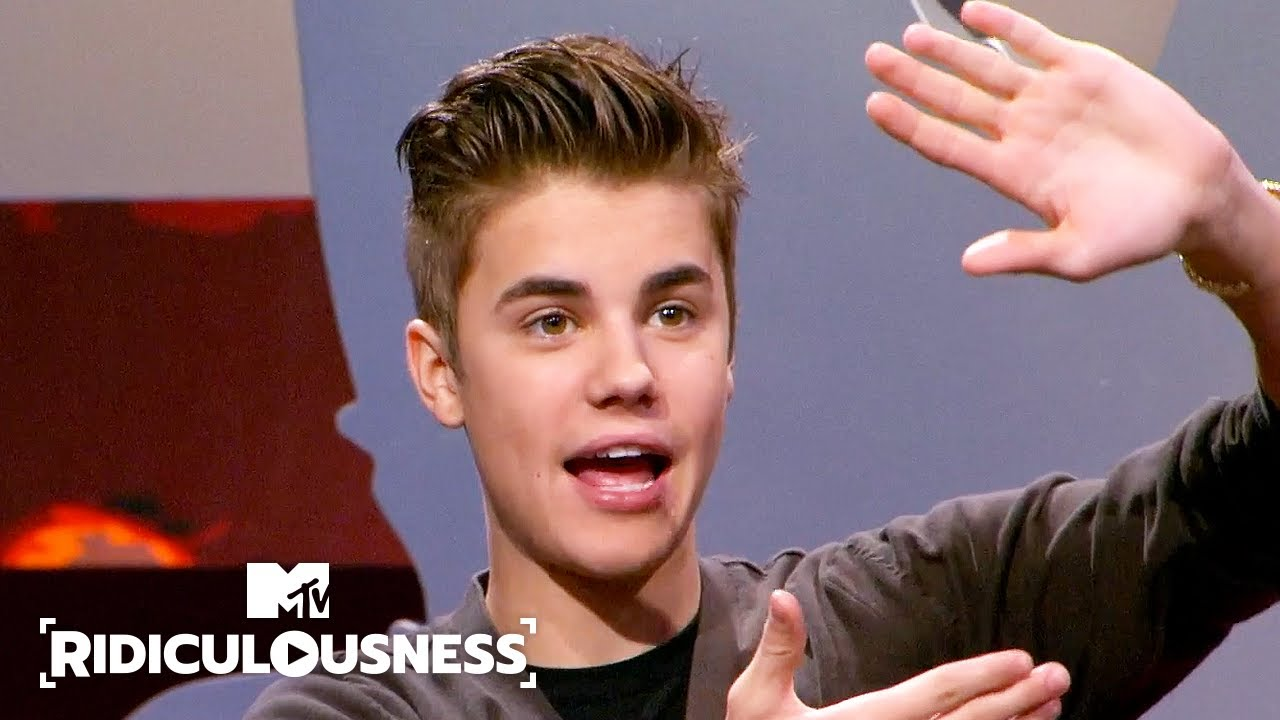 Steelo Brim Says 16-Year-Old Justin Bieber Has Rhythm | Ridiculousness