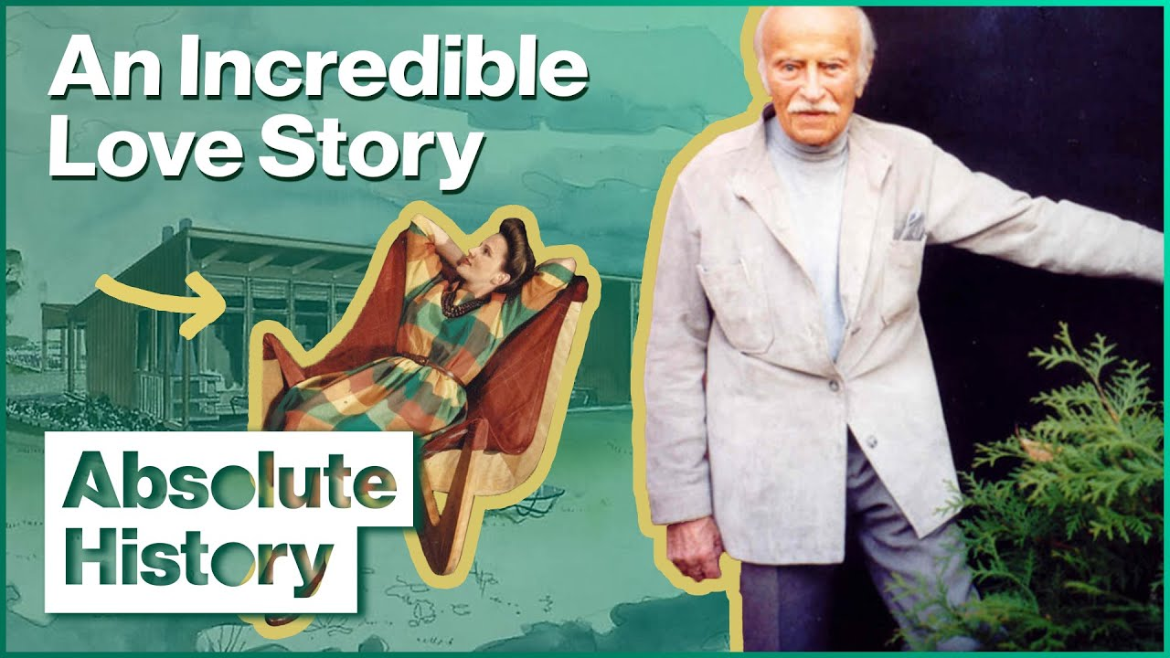 Meet The Woman Who Saved Her Love From Nazi Germany | Elly & Henry P. Glass | Absolute History
