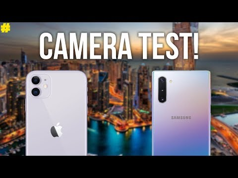 Apple IPhone 11 Vs Samsung Galaxy Note10: Ultimate Camera Comparison! (Daytime Samples)