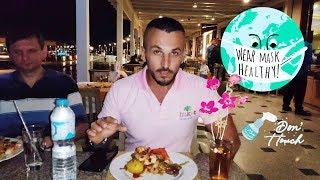 Египет Идем в ресторан Albatros Aqua Blu Resort 4 Обзор ужина