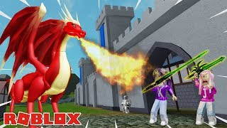MEDIEVAL MADNESS! 🏰 / Roblox: Time Travel Adventures