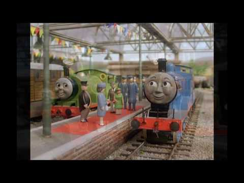 Geo & Sonic meets Thomas Thomas and Gordon's Accidents (Part