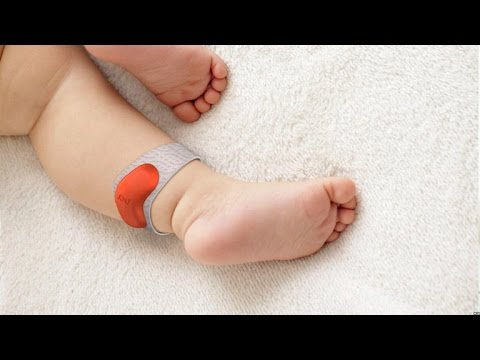 CNET Update - Sproutling Wants To Be Baby's First Health Tracker