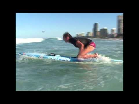 Surf Coach   Board   Popping Waves