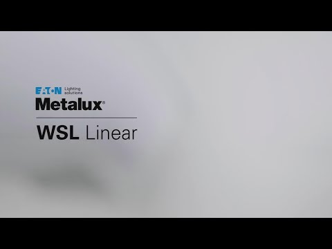 WSL Linear with Wavestream LED technology