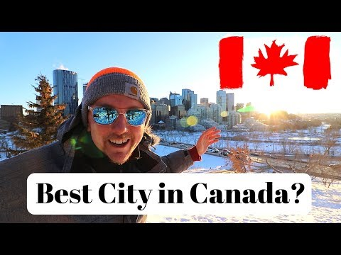 I Choose Calgary | Best Cities in Canada