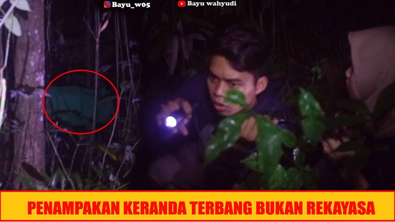 PENAMPAKAN LAMPOR HANTU KERANDA TERBANG