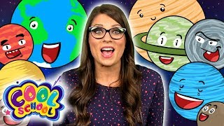 All About Space - Planets, Stars, Gravity & Earth | #AskMsBooksy With Ms. Booksy At Cool School