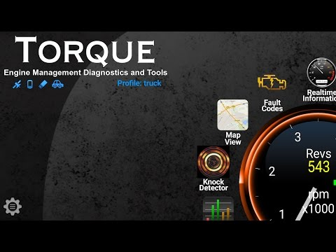 Torque Pro app and Bafx OBD II bluetooth adapter review-Everage Lawn Care