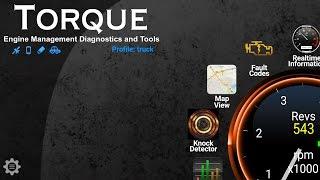 видео Torque Pro (OBD 2 & Car) 1.8.158 - Android-программы, диагностика, Android